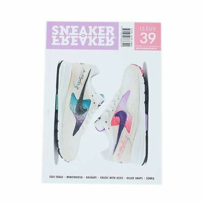 Sneaker Freaker Magazine Issue 39 Air Skylonz Trainers  NEW IN FREE DELIVERY