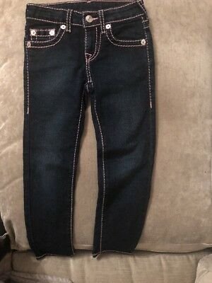 Girls True Religion Jeans 6