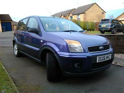 Ford Fusion Zetec Climate TDCI *£30 a year road tax* *Low Insurance*
