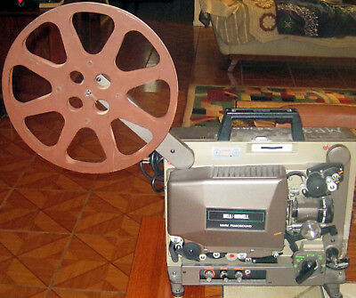 Bell & Howell #355 16MM Sound Projector