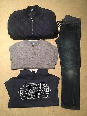 Boys Clothes Bundle 7-8 Years Hardly Worn