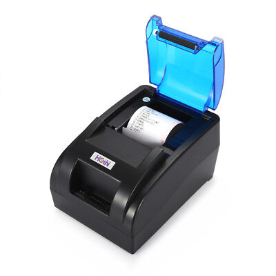 90MM Bluetooth Thermal Printer Wireless Receipt Machine for Windows Android iOS