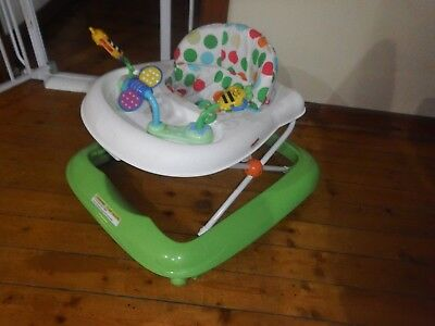 Steelcraft  Folding Baby  Walker - Good Condition