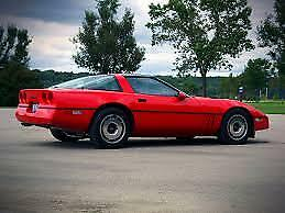 1984 Chevrolet Corvette Red leather 1984 Corvette, red,  red leather, 100% original, 34,000miles, 2nd owner,perfect