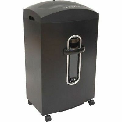 Sentinel - 30 Sheet Heavy-duty Stripcut Paper Shredder - Black (FREE SHIPPING)
