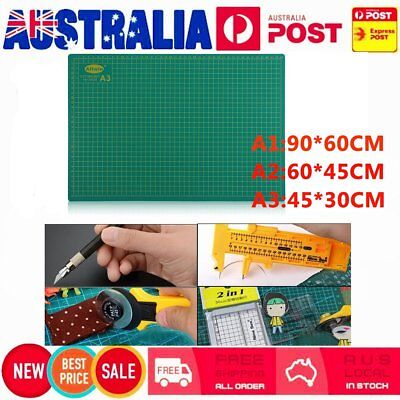 A3 A2 A1 Cutting Mat PVC Self Healing Craft Quilting Grid Lines Printed Board FC