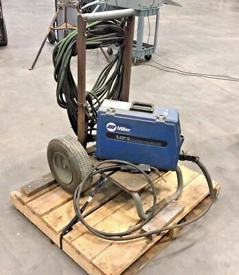 MILLER S-22P12 Suitcase Wire Feeder like LN-25
