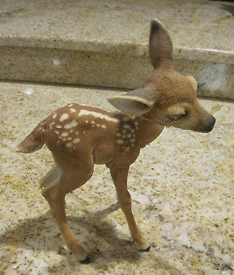 COUNTRY ARTISTS DEER FAWN Young and Enchanted #01911 with tag
