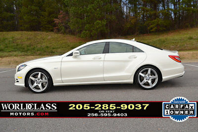 2012 Mercedes-Benz CLS-Class 4dr Sedan CLS 550 RWD Loaded 2012 CLS550 AMG Sport, only 31k mi! 11 13 14 15 S E C SL 350 550 63 500