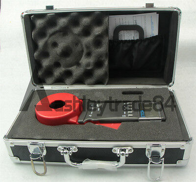 ETCR2100+ Digital Clamp On Ground Earth Resistance Tester Meter