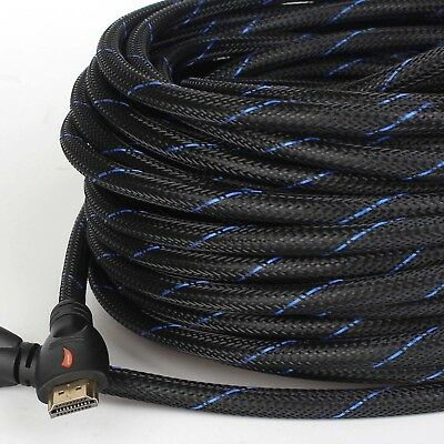 HDMI Cable,50 FT/66FT, Long HDMI Cord Replacement for HDMI Extension/Extender
