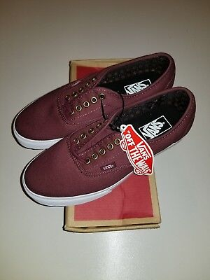 8319ff5004 VANS AUTHENTIC SZ 8.5m 10.0w EUR 41 NEW -  24.50