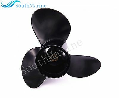 58100-96420-019 Outboard Propeller 10 1/4x11-K for Suzuki  DT25 DT30 DF25 DF30