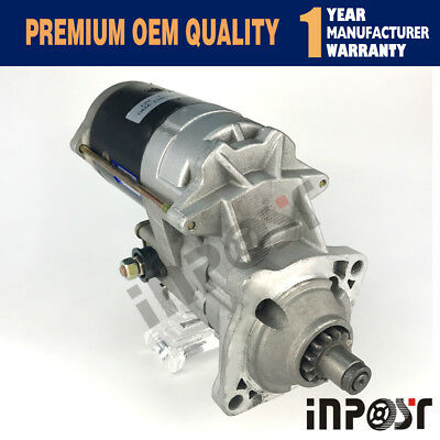 New Starter For Ford EXCURSION E-SERIES F-SERIES 7.3L DIESEL 228000-8420