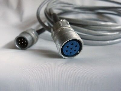Norman 20' Lamp Head Extension Cable, 7-Pin Connector Style #2464