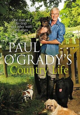 Paul OGradys Country Life by Paul O'Grady Autobiography Hardcover NEW BESTSELLER