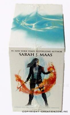 Sarah J Maas  Throne Of Glass 6 Books Boxed Set Brand New Queen Of Shadows
