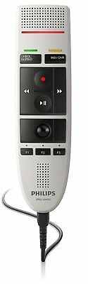Philips LFH3200 SpeechMike III Pro Push Button Operation USB Professional