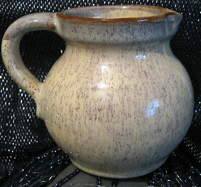 Prinknash Pottery Decorative jug approx 3.5 ins tall
