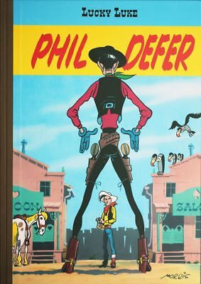 Album de Luxe Lucky Luke Lucky Luke, Phil Defer Dupuis