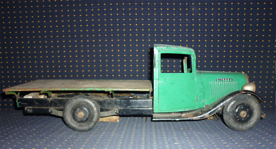 JRD Andre Citroen Jouets Camion Ancien Blechspielzeug Auto Tin Toy Car T23 1/10