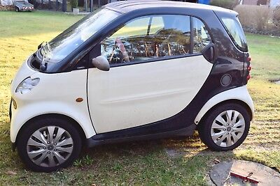 Smart FORTWO COUPE Fahrbereit