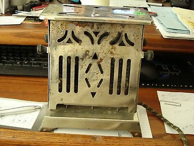 antique working toaster