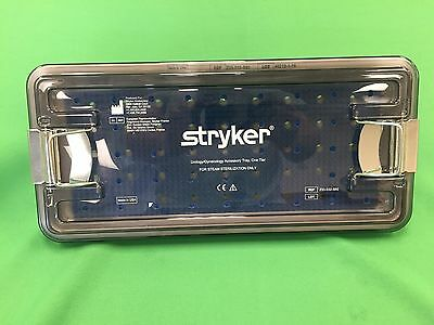 Stryker 233-032-880 Sterilization Tray NEW