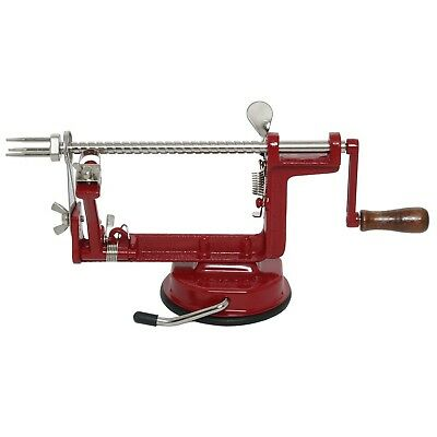 Johnny Apple Peeler by VICTORIO VKP1010 Cast Iron Suction Base