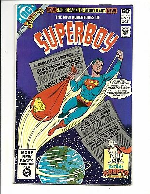 New Adventures Of Superboy # 22 (Oct 1981), Fn
