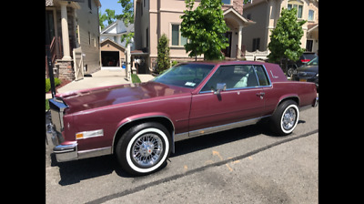 1985 Cadillac Eldorado  1985 Cadillac Caddy Eldorado - Low Mileage - MINT