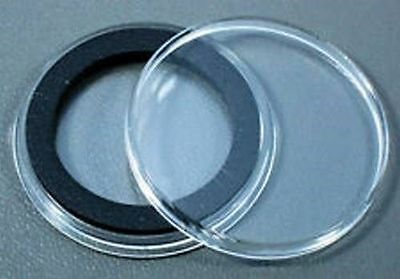 CANADA AIRTITE Air-Tite Holder 38mm White Ring Holder X6D38 for thick coins