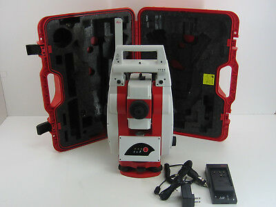 Leica PowerTracker Robotic TOTAL STATION ONLY, FOR SURVEYING, ONE MONTH WARRANTY