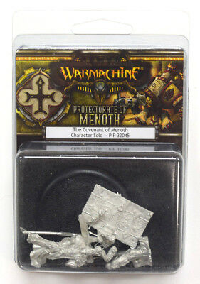 Warmachine Protectorate of Menoth The Covenant of Menoth Solo PIP 32045