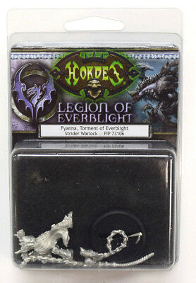 NEW Hordes Legion of Everblight Fyanna, Torment of Everblight Warlock PIP 73106