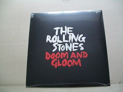 """The Rolling Stones DOOM AND GLOOM 10"""" vinyl NEW and SEALED"""