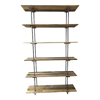 Cute Vintage Reclaimed Wood Bookshelf