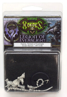 NEW Hordes Legion of Everblight Nephilim Protector Light Warbeast PIP 73036