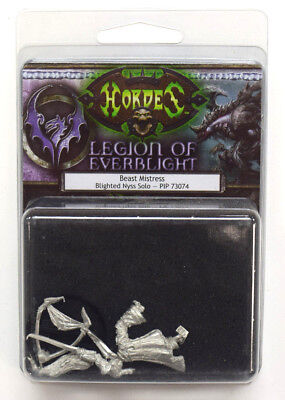 NEW Hordes Legion of Everblight Beast Mistress Solo PIP 73074