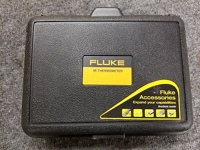 New Fluke 561 IR and Contact Thermometer