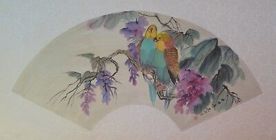 Fine Original Chinese Painting Signed Master Cheng Lianou #0581