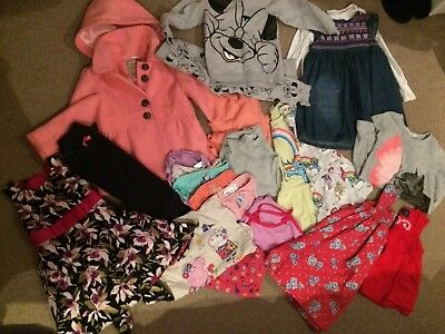Baby Girls Clothes Bundle 18 - 24 Months... Ted Baker, Next, H&M Etc