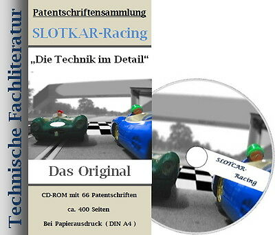 Slotcar Racing Technik-Ratgeber CD-Rom