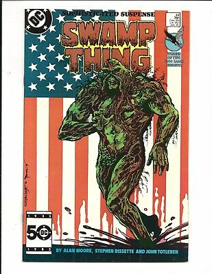 Swamp Thing # 44 (Jan 1986), Nm-