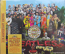 The Beatles-Sgt. Pepper's Lonely Hearts Club Band 50th Anniversary Edition 2 CD