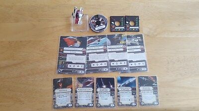 Star Wars X-Wing Miniatures Game - A-Wing!!