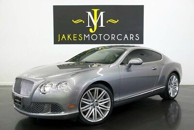 2013 Bentley Continental GT W12 LE MANS LIMITED EDITION (1 of 48 Made) 2013 Continental GT W12 LE MANS LIMITED EDITION! 1 of 48 Made! HALLMARK ON LINEN