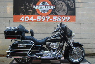 Harley-Davidson FLHTCI  2003 FLHTCI Electra Glide Classic EZ FIX SALVAGE REBUILDER PROJECT WITH EXTRAS!!