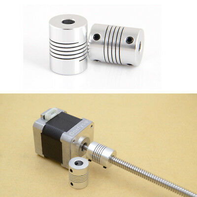 1pcs 5/8mm D19L25 Flexible Shaft Coupling CNC Stepper Motor Coupler Connector