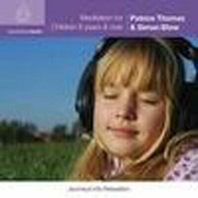 CD: Meditation For Children 8 Years and Over